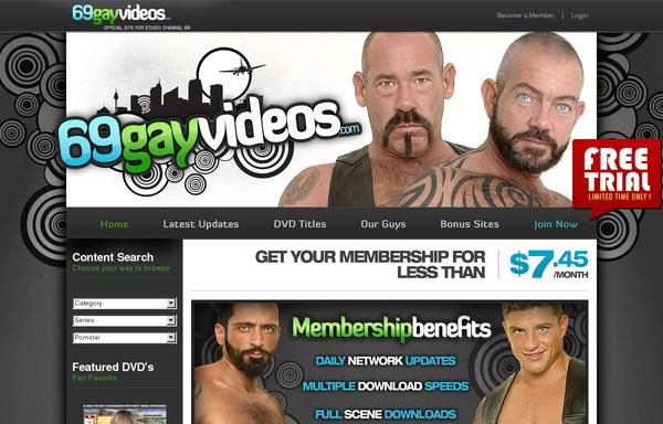 69 Gay Videos Online