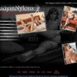 Access Ladyinnylons.com Free
