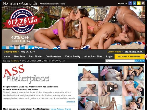 Assmasterpiece.com Accont