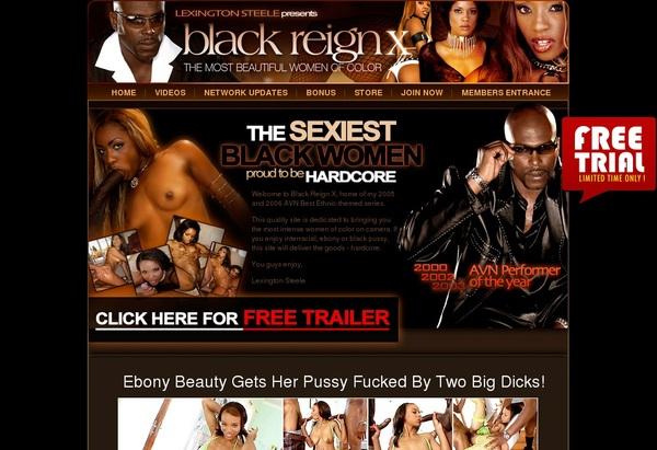 Black Reign Porno 28