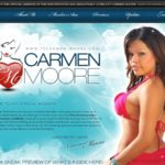 Carmen Moore Login Pass