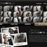 Czech Cabins Sign Up Page