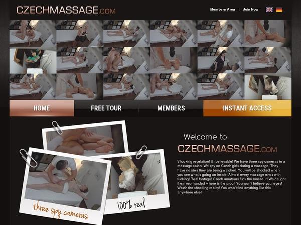 Czechmassage Discounts