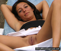 Dirty Wives Exposed real milf