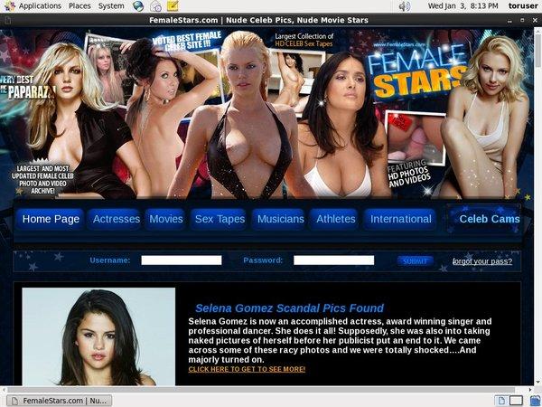 Femalestars Store