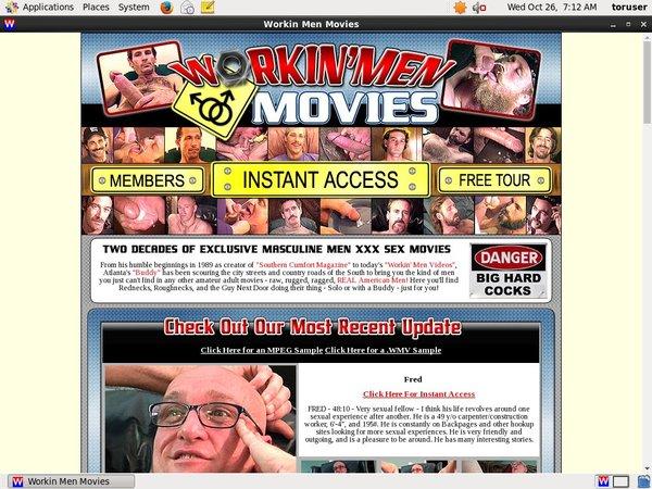 Free Workinmenmovies Account And Password