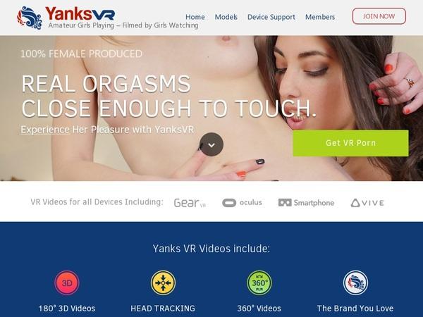 Free Yanks VR Passes