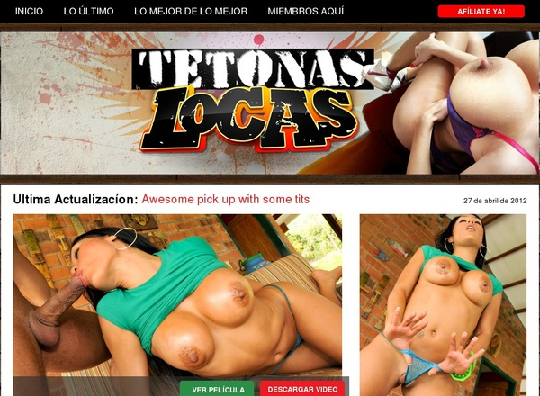 Get Inside Tetonas Locas