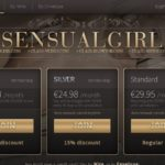 Sensual Girl Account Information