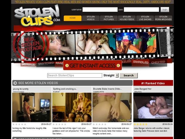 Stolenclips.com Free