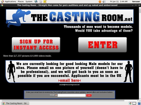 The Casting Roompassword Free
