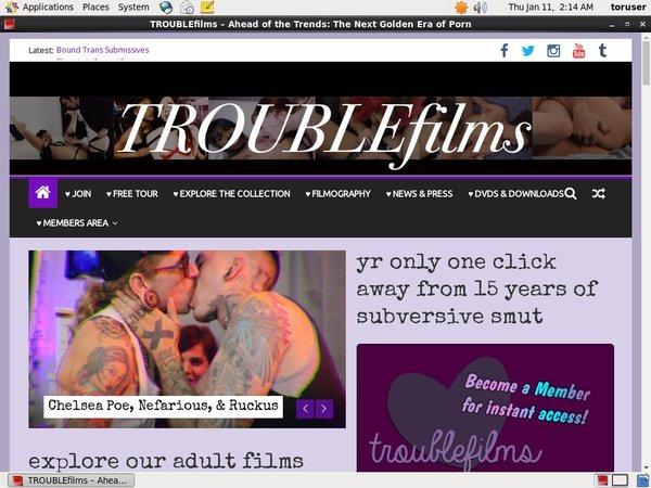 Troublefilms.com Porn Video