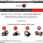 Czech VR Fetish Promo Deal