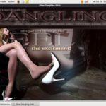 Shoe Dangling Girls Xvideos