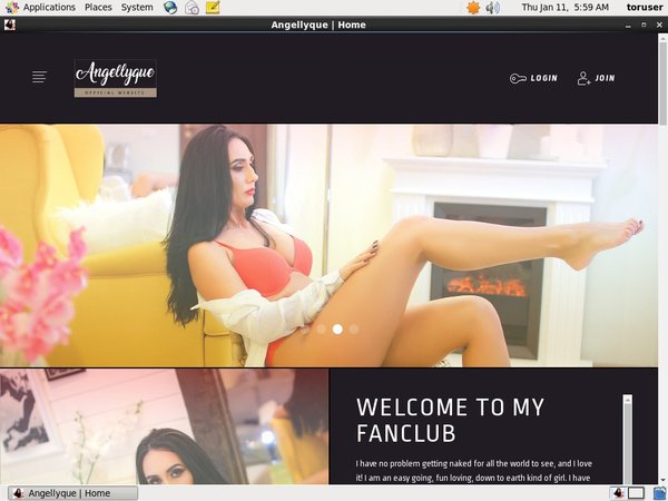 Angellyque Account 2014