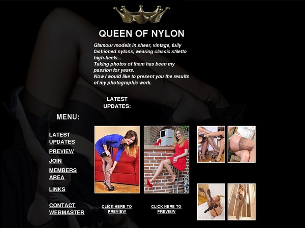 FreeQueen Of Nylon Password