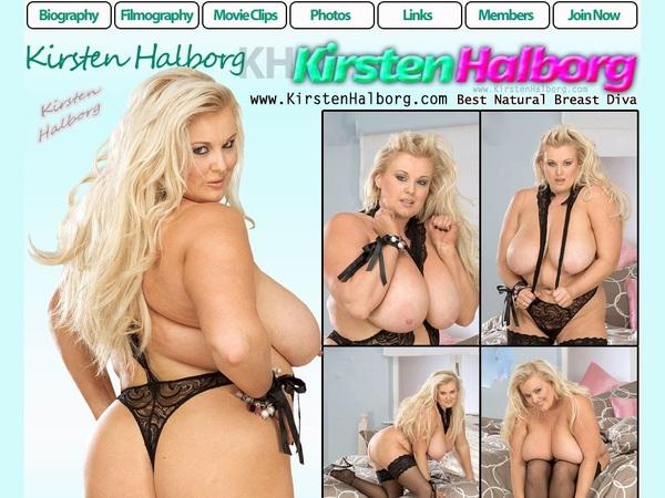 Kirsten Halborg Passwords Free