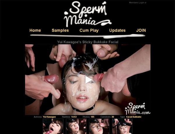 Sperm Mania Member