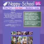 Nappy School Website Password