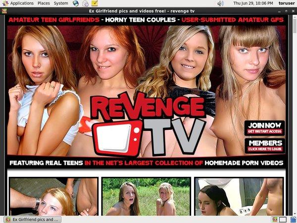 Free Revengetv.com Passes