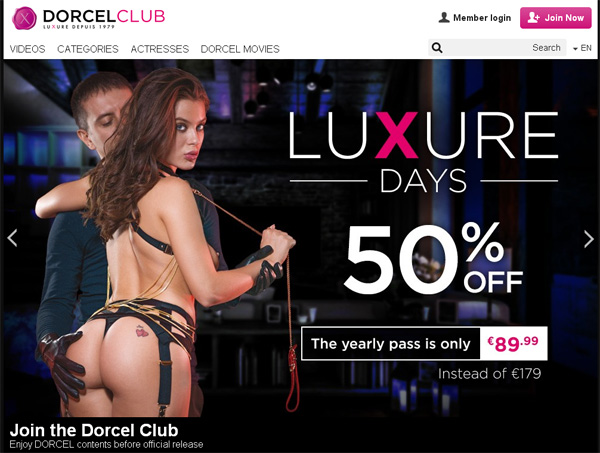 Dorcelclub Join With Phone