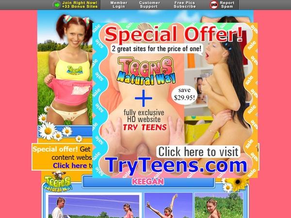 Teensnaturalway.com Women