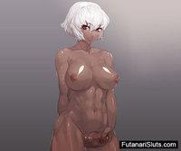 Futanari Sluts tranny